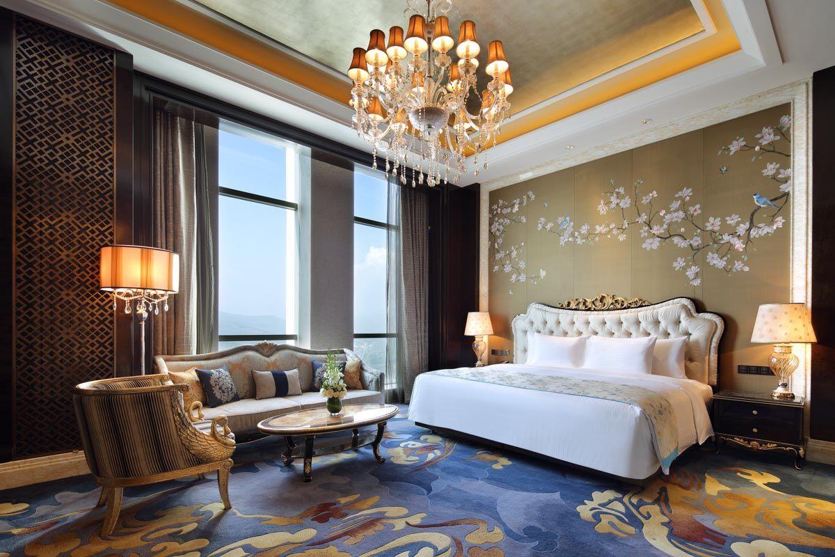 西宁万达嘉华酒店