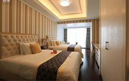 广州途家斯维登服务公寓(琶洲国际会展)
